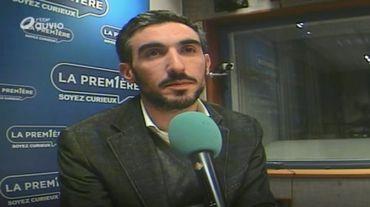 """Yohan Benizri: """"si les gens veulent promouvoir la paix, il ne faut pas qu'ils se laissent instrumentaliser par ceux qui promeuvent la haine""""."""