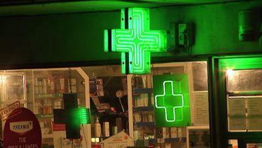 """""""Une pharmacie de nuit n'est pas un night shop!"""""""