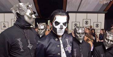 Ghost: Meilleure performance Metal