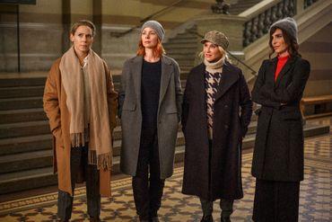 Honour, un thriller féministe à binge-watcher dans le Séries Corner, sur Auvio.