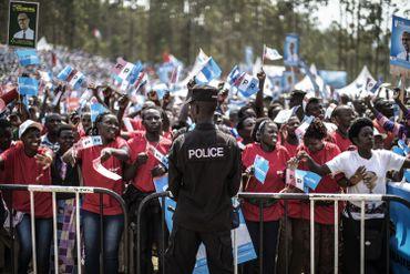 Malgré les tensions, les diverses marches de soutien se sont déroulées sans heurts majeurs.