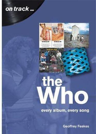 The Who : un livre sur tous les albums studio