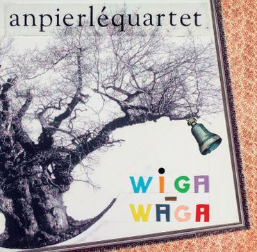 """ Wiga Waga "", le nouvel album d'An Pierlé"