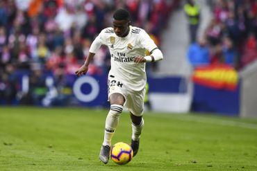 La classe biberon du Real Madrid entame sa « scolarité »