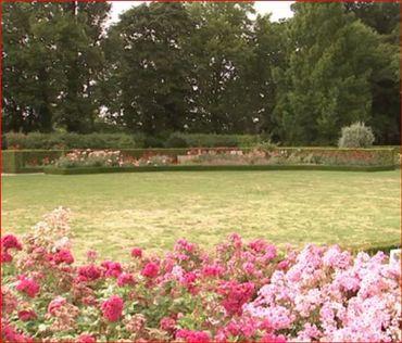 Les jardins sont ouverts aux visiteurs sans restriction d'horaire