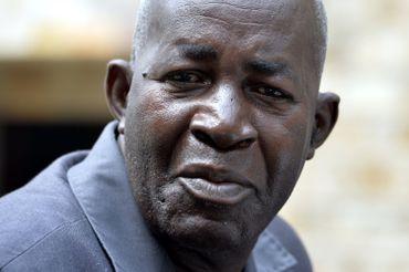 Le défenseur burundais des droits de l'Homme Pierre-Claver Mbonimpa.
