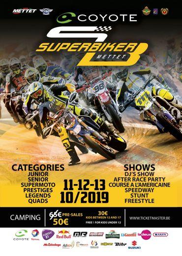 Concours: vos pass pour le 33e Superbiker