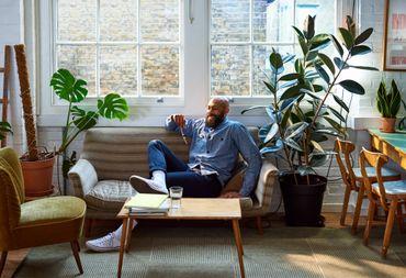 """Les plantes d'intérieur signent notre """"home branding""""."""