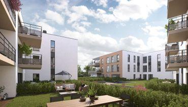 En plus des logements étudiants, des logements résidentiels classiques sont également prévus.