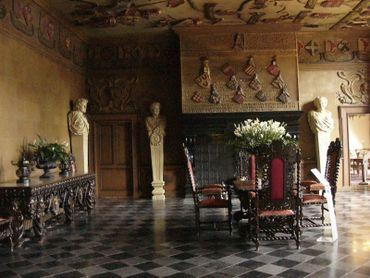 Edifié au Moyen Age, restauré et doté d'une façade classique qui le transformera en une élégante demeure de plaisance dont les jardins prolongent l'agrément. Visite de plus de 25 salles avec audio guides multilingues.