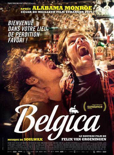 L'affiche de Belgica