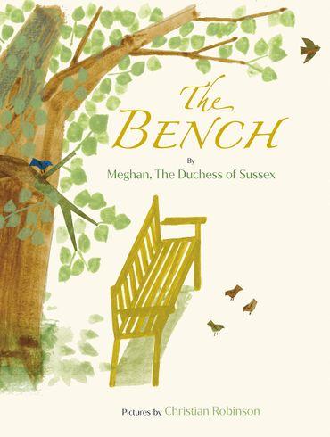 """La couverture de """"The Bench"""""""