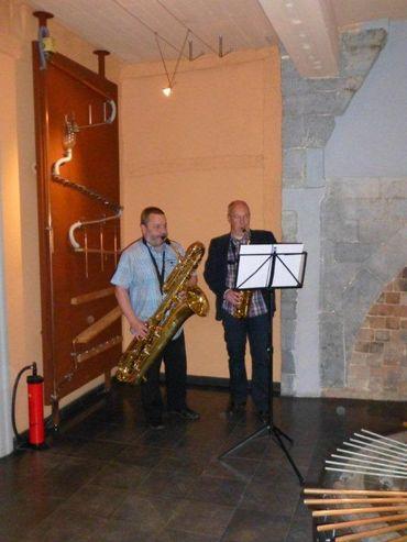 Bicentenaire de la naissance d'Adolphe Sax, son parcours musical depuis Dinant