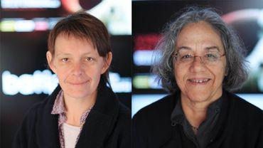 Bénédicte Liénard et Mary Jimenez