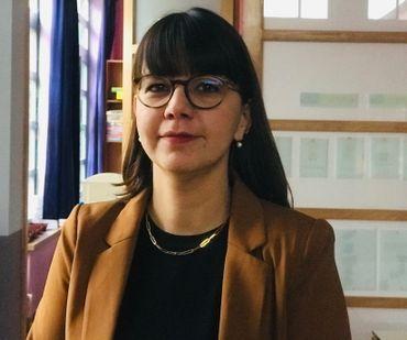 Jessica Willocq, échevine de l'enseignement à Ath