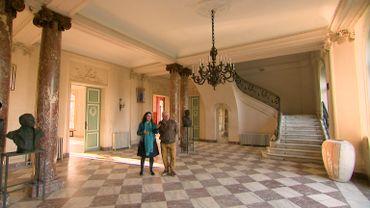 Les Empain s'installent ici en 1913 ; ils louent d'abord le château aux d'Arenberg et en deviennent propriétaires une dizaine d'années plus tard.