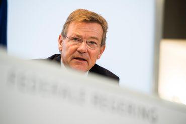 Johan Van Overtveldt, ministre des Finances (N-VA)