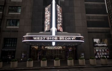 West Side Story à l'affiche, à Broadway en 2020