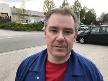 Eric Marès, délégué principal FGTB, est inquiet