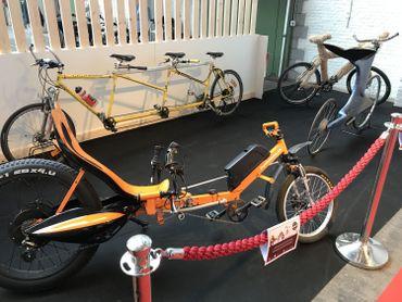 Quelles nouveautés au Bike Brussels, le nouveau salon du vélo à Bruxelles?