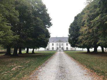 Le château de Deulin
