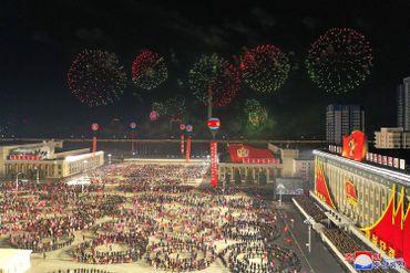 Pyongyang, le 13 janvier 2021