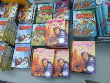 Des livres de jeunesse