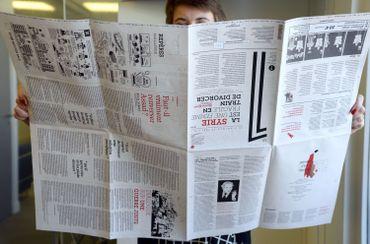 """""""Le 1"""": un hebdo à sujet unique qui entend réinventer le journal"""