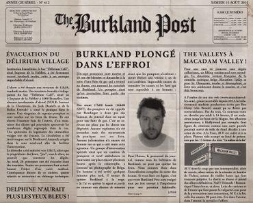 Burkland : les narrations parallèles