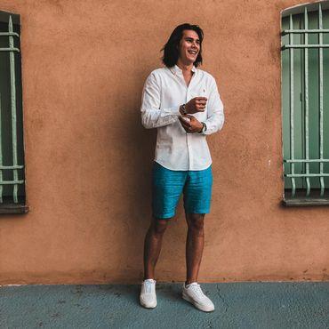 À l'autre bout du monde, Matthieu s'est découvert une âme de voyageur alors qu'il n'avait pas pris de vacances depuis 4 ans