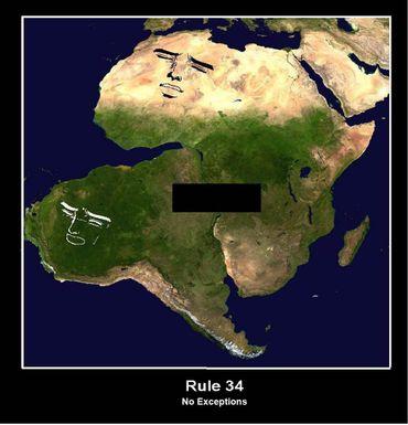"""""""Règle 34 : pas d'exception"""""""