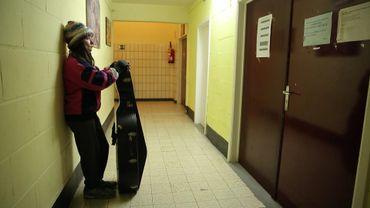 Marie Hallynck présente anonymement une audition d'artistes de rue