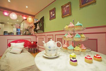 Une boutique de cupackes à Paris pour passer une nuit insolite