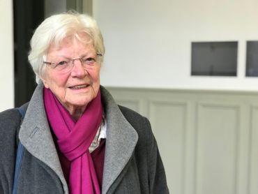 Agnès Terlinden est née et a vécu dans la Maison des Arts