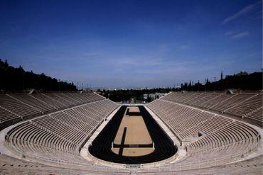 Le stade panathénaïque d'Athènes, toujours debout