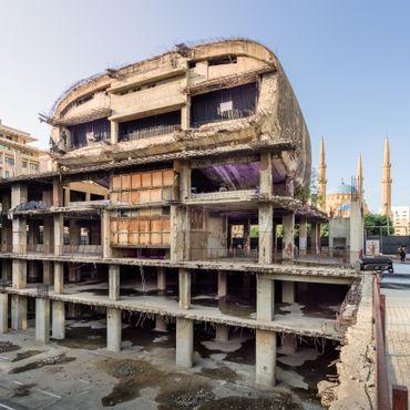 Beyrouth redécouvre son patrimoine grâce aux manifestations