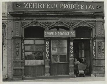 Front Avenue, Portland, 1939