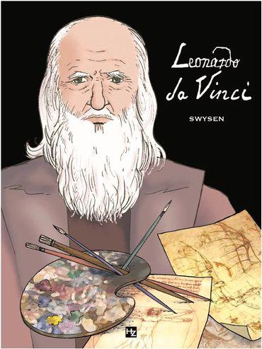 BD : Leonardo da Vinci - Pol, Tome 1 l'ile de la stupidité - Sonar -