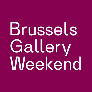 La couleur 2020 du Brussels Gallery Weekend
