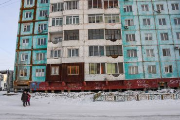 Réchauffement climatique: toute une région de Sibérie menacée par la fonte du permafrost