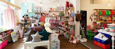 La plus poétique des petites boutique, c'est Lilibellule !