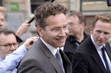 Jeroen Dijsselbloem, ministre néerlandais des Finances