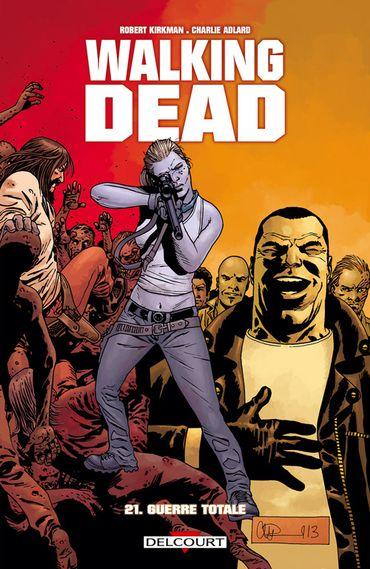 """Sur petit écran et dans un nouvel album, """"The Walking Dead"""" est partout"""