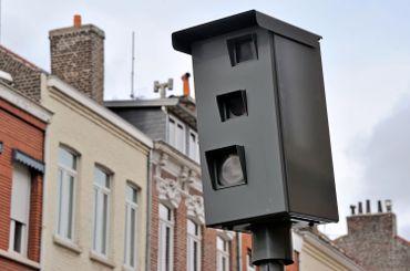 Un type de radar fixe utilisé en agglomération