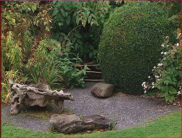 Le jardin de Hughes Fernet à Sensenruth