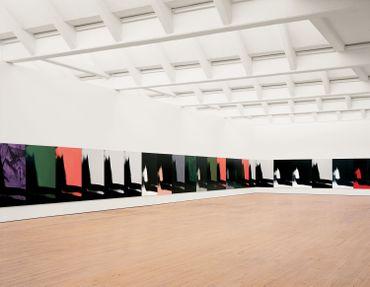 """""""Shadows"""", 1978-79, Dia Art Foundation"""