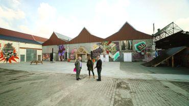 La Fabrik, un ensemble d'anciens bâtiments industriels transformés en « espaces events », répartis en 6 espaces et sur 2 niveaux pour une surface totale de  de 6.000 m² !