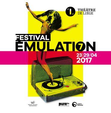Le festival Emulation se passera du 23 au 29 avril