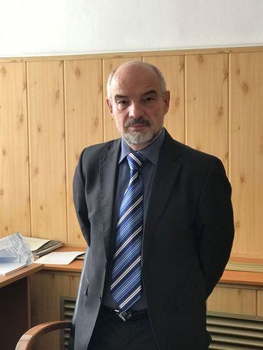 Dmitry Kuvalin, directeur-adjoint de l'Institut des prévisions économiques