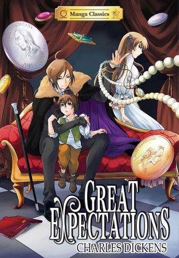 """De grandes attentes"" de Charles Dickens (Udon Entertainment)"